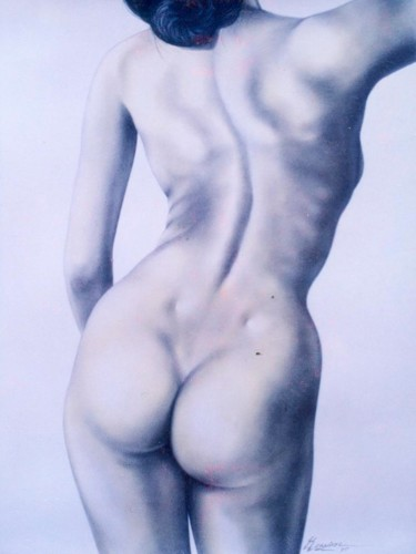 27.6x19.7 in ©1998 by Erwin Esquivel C
