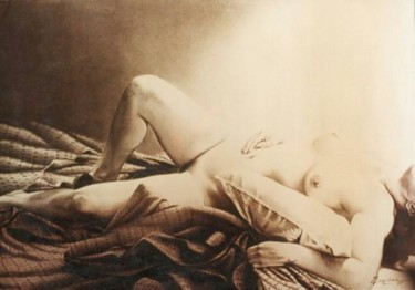 19.7x27.6 in ©1992 by Erwin Esquivel C