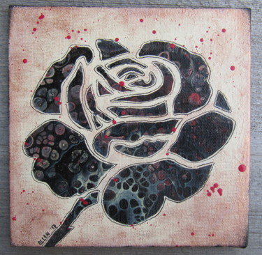 Image result for fruit and black roses paintings