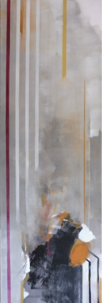 47.2x15.8x0.7 in ©2020 by Evelyne Dominault