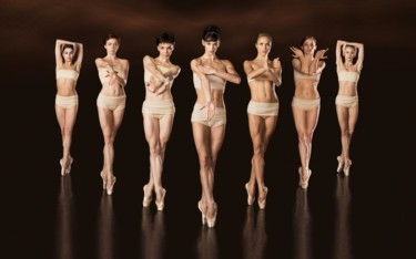 """Photography titled """"Ballet russe"""" by Evfrosina, Original Art, Digital Photography"""