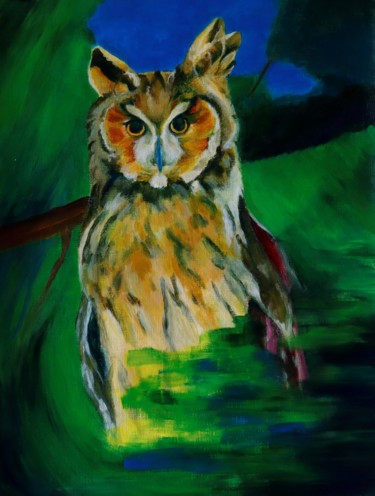 Animal Painting, acrylic, classicism, artwork by Ewa Hewelt