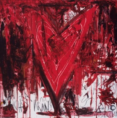 """Painting titled """"All I Can Do Is Lov…"""" by Fawni, Original Art,"""