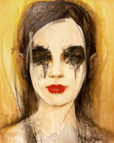 Painting, oil, impressionism, artwork by Fiona Maclean