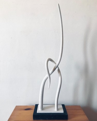 Sculpture, stone, abstract, artwork by Florian Cabrera