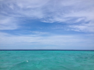 """Photography titled """"Carribean Colours"""" by Endo Fox, Original Art,"""