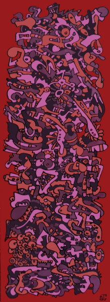 120x40x2 cm ©2018 by FROB