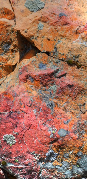 """Photography titled """"the right rock for…"""" by George Grund, Original Art,"""