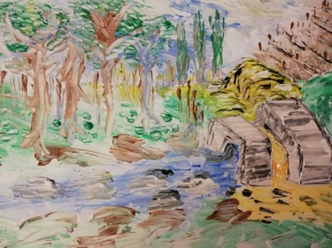 7.9x11 in © by Georges Aure