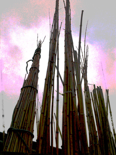 """Photography titled """"What Our Ancestors…"""" by Gerald Shepherd, Original Art, Digital Photography"""