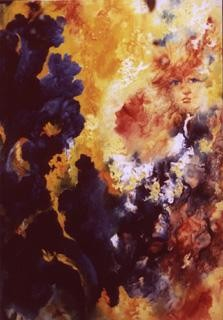 46.5x35 in ©1999 by Ghyslaine De Sevlian