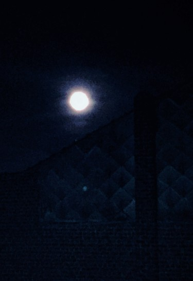 """Photography titled """"Full moon"""" by Giart, Original Art, Digital Photography"""