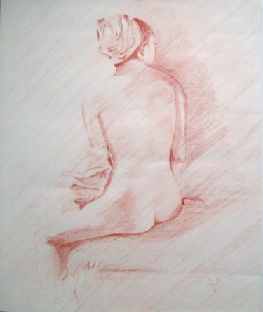54x45 cm ©1995 by Ginette Richard