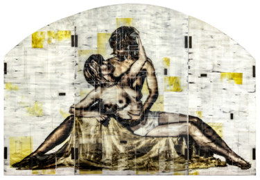 Collages, photos, figurative, artwork by Giovanni Perugini