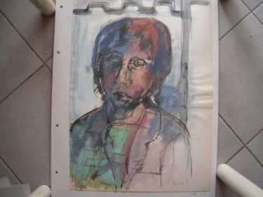 11.6x16.4 in ©1989 by Bruno