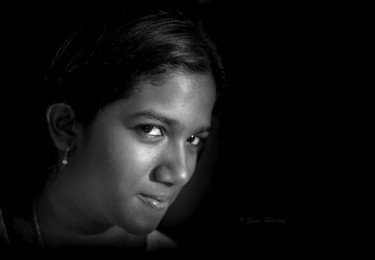 """Photography titled """"Paint with Light!"""" by Goutam Chakraborty, Original Art, Digital Photography"""