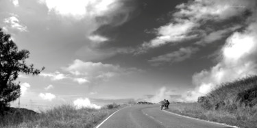 """Photography titled """"Road to the Land of…"""" by Goutam Chakraborty, Original Art, Digital Photography"""