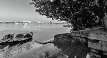"""Photography titled """"Waiting for the Hig…"""" by Goutam Chakraborty, Original Art, Digital Photography"""