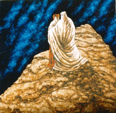 59.1x59.1 in ©1989 by Thierry Guého