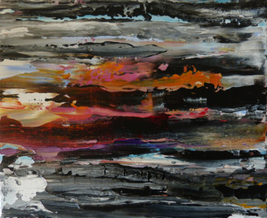 """Painting titled """"19 2003"""" by Denis Guffroy, Original Art, Acrylic"""