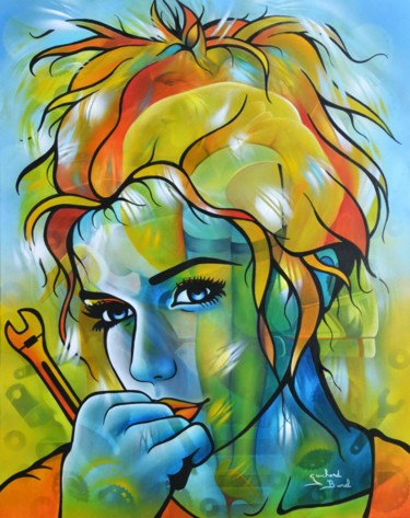 36.2x28.7 in ©2018 by Jeannette Guichard-Bunel
