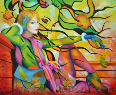 28.7x23.6 in © by Jeannette Guichard-Bunel