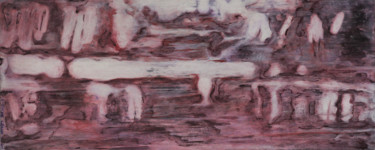 """Painting titled """"Abstract City #2"""" by Guillaume Canva (.cG.), Original Art, Acrylic"""