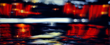 """Digital Arts titled """"Abstract City"""" by Guillaume Canva (.cG.), Original Art, Photo Montage"""