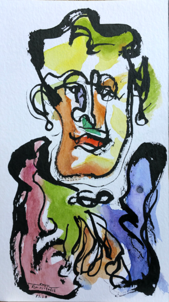 30x15 cm ©2018 by Guy Thomas-Rodet