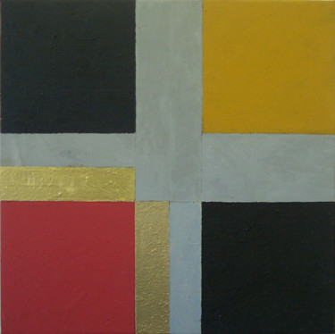 80x80x2.5 cm ©2002 by Hannes Hofstetter