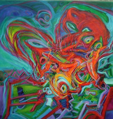 43.3x33.5 in ©2012 by Geert Heirbaut