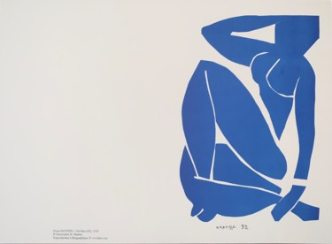 11.4x15.8 in ©2007 by Henri Matisse
