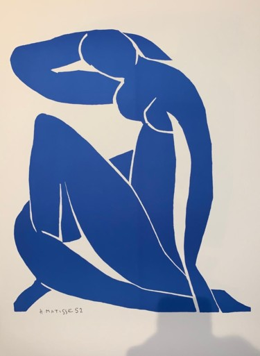 29.9x24.4x0.4 in ©2007 by Henri Matisse