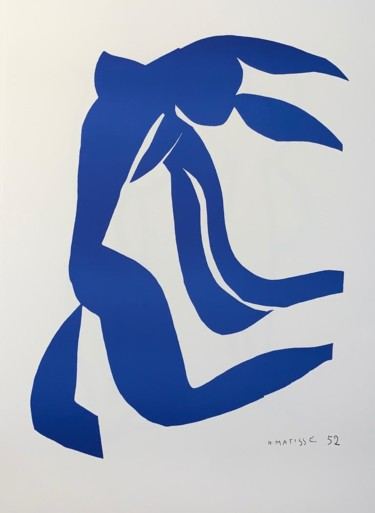 31.1x22.8x0.4 in ©2007 by Henri Matisse