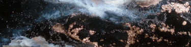 """Painting titled """"large fluid cloud g…"""" by Holly Anderson, Original Art, Ink"""