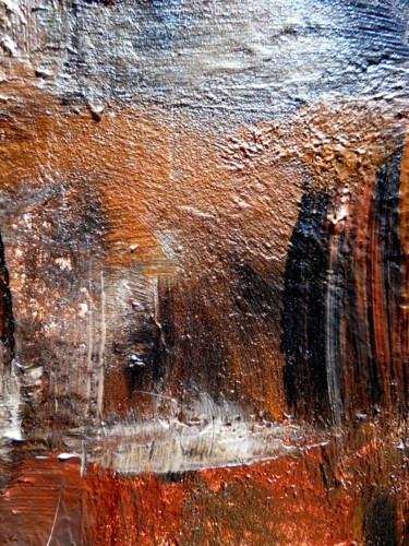Painting, acrylic, abstract, artwork by Holly Anderson