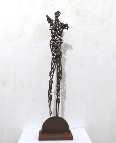 """Sculpture titled """"FRAMMENTI"""" by Morgese Giovanni, Original Art, Metals"""