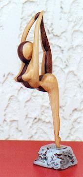 25x7x15 cm ©2002 by Lionel Ibanez