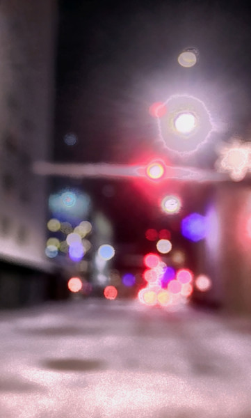 """Photography titled """"Blurred"""" by Igzotic, Original Art, Digital Photography"""