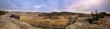 """Photography titled """"Desert Panorama"""" by Igzotic, Original Art, Digital Photography"""