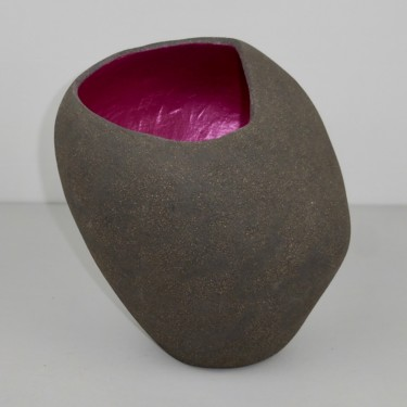 Colored Vases Magenta Carine Jacobs