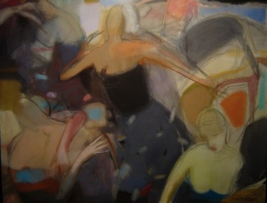 100x115 cm ©2006 by Irena Luse