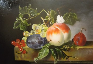 Still life Painting, oil, figurative, artwork by Ирина Рыбальченко