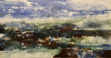 15.8x31.5 in ©2018 by Isabelle LANGLOIS