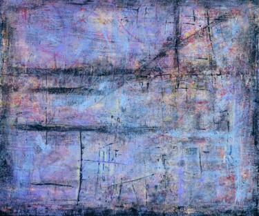 Abstract Painting, acrylic, abstract, artwork by Artretar