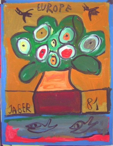 25.6x19.7 in ©2007 by Monsieur JABER