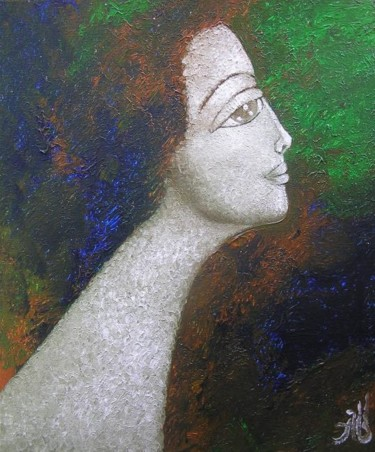21.7x18.1 in ©2008 by Armelle Girouard