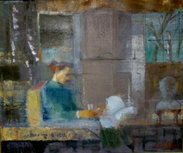 30x23 in ©1930 by Coni Uzelac