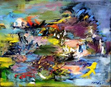 31,5x47,2 in ©2012 par Jean Luc Grappin