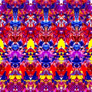 Animal Digital Arts, 2d digital work, abstract, artwork by Jeb Gaither